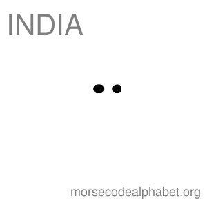 Morse Code Telephony Flashcards India